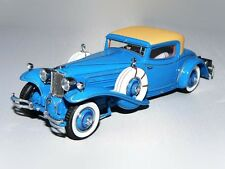 Esval Cord L-29 Coupe by Hayes 1929 blue 1:43 (EMUS43003A)