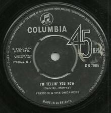 FREDDIE & THE DREAMERS - I'M TELLIN' YOU NOW / WHAT HAVE I DONE TO YOU? - 1963