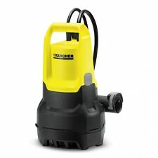 Karcher sp 5 submersible dirty water pump 9500L par heure 16455130
