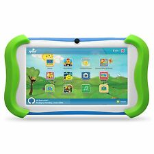 Sprout Channel Kids Friendly 7 in Tablet 16GB  Android 4.4 Kit Kat w/ Cubby Mode