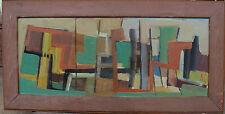 """Nils Carlson 1920, """"Composición"""" , para 1960"""