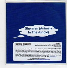 (FQ564) Tom Vek, Sherman - DJ CD