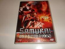 DVD  Samurai Resurrection