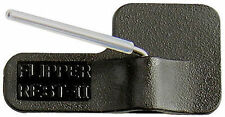 NAP New Archery Products Flipper II Rest Left Hand, Black