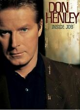Don Henley -- Inside Job: Piano/Vocal/Guitar