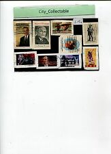 9 PCS USED STAMPS - USA # S190