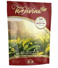 Te Divina - Vida Divina Detox Tea One Month Supply 4 Packs  The Original Tea