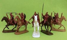 Ancient Thracian Tribal Cavalry Soldiers 60 MM Toy Expeditionary Force Greek