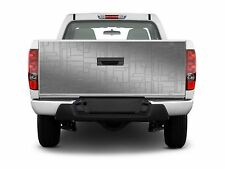 Boat Car Truck Bed Rivet Metal Tailgate Beach Graphics Decal wrap Stickers Skins