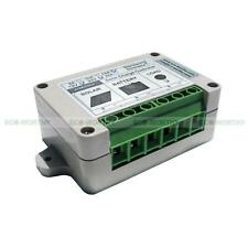 15A 12V 24V Auto work Charge Controller Solar Panel Battery Regulator Home Power