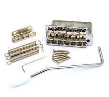 "Chrome 6-point 2-3/16"" Tremolo Kit for Vintage Fender Strat® SB-0200-010"