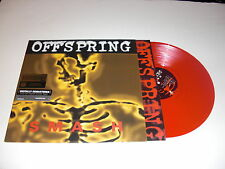 "THE OFFSPRING ""SMASH"" LP , RED VINYL , BRAND NEW / UNPLAYED"