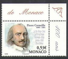 Monaco 2006 Corneille/Dramatist/Writers/Theatre/Drama/Plays/Acting 1v (n38294)