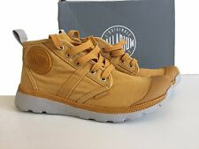 PALLADIUM YELLOW PALLAVILLE HI TRAINERS SIZE 7