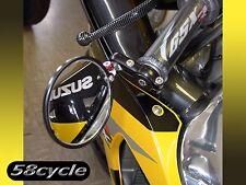 Billet Bar End Clip On Mirror Ducati GSXR R6