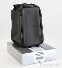 ROLLEI LEATHER POUCH FOR ROLLEIFLEX 4.0 FT BRAND NEW IN BOX FULL WARRANTY!!