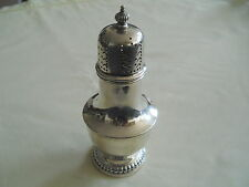 Nice Antique Birks Sterling Silver Sugar Caster