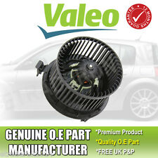 Renault Megane Mk2 2002-2008 Heater Fan Blower Motor Genuine Valeo Part With AC