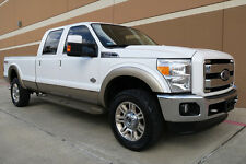 2011 Ford F-350 KING RANCH CREW CAB LONG BED FX4 OFF-ROAD