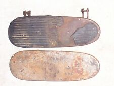 Indian 1930's / 40's Foot Boards suit Sports Scout 741 640 Chief 344
