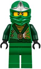 LEGO 10725 Ninjago Juniors Lloyd Minifigure NEW + Sai