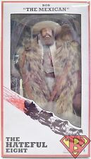 """BOB """"THE MEXICAN"""" The Hateful Eight 8"""" inch Clothed Movie Figure Neca 2016"""