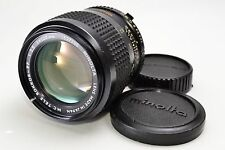 *Excellent++* Minolta MC Tele Rokkor PF 100mm f/2.5 Lens Manual Lens Japan Y841