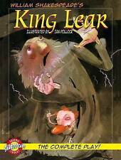 King Lear by William Shakespeare (Paperback / softback)