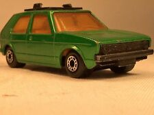 Matchbox superfast VW Golf No. 7, 1976 Lesney product