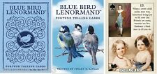 Blue Bird Mlle Lenormand Deck NEW Sealed 36 cards 19th century France Divination
