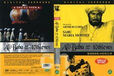 Ali Baba and the Forty Thieves (1944 - Maria Montez / DVD)
