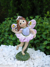Miniature Dollhouse FAIRY GARDEN Accessories ~ FAIRYTALE Dancing Fairy ~ NEW