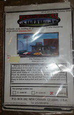 HO 1/87 Micro Structures Parkway Diner Kit  # D-100  NIP