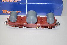 Roco 67779 4-Achser Transportwagen für Coils RENFE Spur H0 OVP