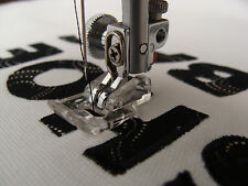 JANOME Sewing Machine APPLIQUE FOOT Cat B/C Part No.202023001 (1st Class Post)