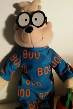 Alvin in the chipmunks Halloween plush