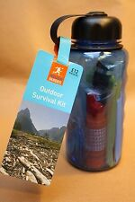 OUTDOOR SURVIVAL KIT BY ROUGH GUIDES