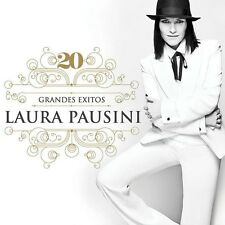 20 Grandes Exitos - Laura Pausini 2 CD Set Sealed New 2013 Spanish Version