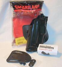 Safariland 6378-2192-491 Smith & Wesson M&P RH Holster Surefire X200 Las-Tac 2