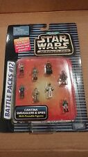 Star Wars Action Fleet BATTLE PACK #12 CANTINA SMUGGLERS & SPIES mini figures