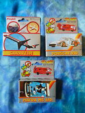3 maquettes TOYKIT / PLAYKIT - Porshe 930 - Caravelle - Matra MS 670