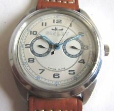 Rare Swiss NOS never used men's wrist watch - SISLEY BY BULOVA