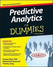 Predictive Analytics For Dummies (For Dummies (Business & Personal-ExLibrary