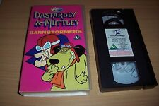 Dastardly And Muttley - Barnstormers (VHS)