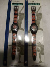 Youth Mens Womens 100% MLB Licensed BOSTON RED SOX (Set Of 2) WATCH New