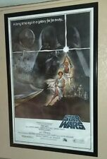 STAR WARS A New Hope 1977 original MOVIE POSTER One Sheet Style A 77/21 rolled