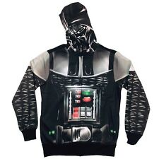 Star Wars Darth Vader Sith Lord Costume Sublimated Fleece Adult Hoodie S-XXL