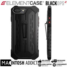 Element Case BLACK OPS MIL-SPEC Protective Case For iPhone 7 PLUS | TPU Aluminum