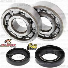 All Balls Crank Shaft Mains Bearings & Seals Kit For Honda CR 80RB 1999 MotoX