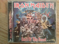 The Best of the Beast by Iron Maiden (CD, Oct-1996, EMI Music Distribution)